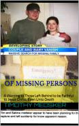 Of Missing Persons: A Warning to Those Left Behind to be Faithful to Jesus Christ, Even Unto Death